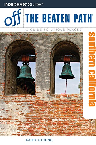 9780762744299: Southern California (Insiders Guide: Off the Beaten Path) [Idioma Inglés]