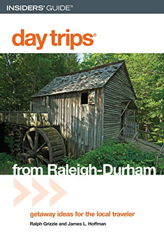 9780762745432: Day Trips® from Raleigh-Durham, 3rd: Getaway Ideas for the Local Traveler (Day Trips Series)
