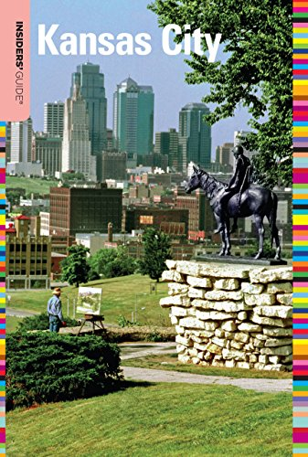9780762745548: Insiders' Guide to Kansas City, 3rd (Insiders' Guide Series)