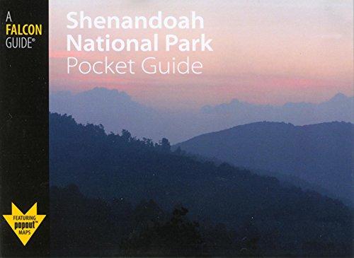 Shenandoah National Park Pocket Guide (Falcon Pocket: Gildart, Jane