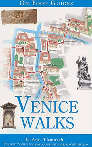 9780762748457: Venice Walks (On Foot Guides)
