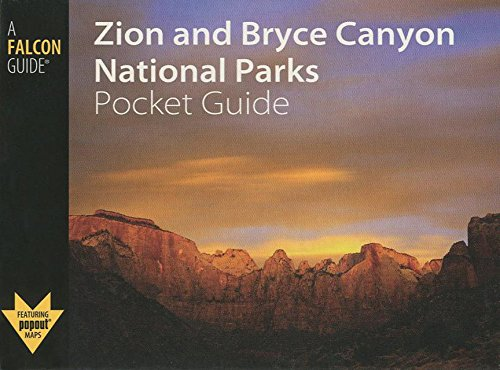 9780762749430: Zion and Bryce Canyon National Parks Pocket Guide (Falcon Pocket Guides Series)