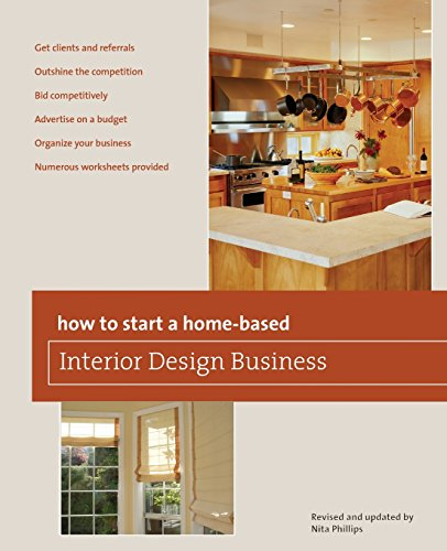 9780762750153: How to Start a Home-Based Interior Design Business