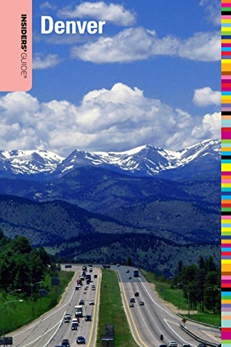 9780762750306: Insiders' Guide® to Denver, 9th (Insiders' Guide Series)