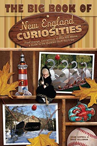 The Big Book of New England Curiosities: Sherman, Erik, Bither,