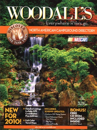 9780762754694: Woodall's North American Campground Directory 2010