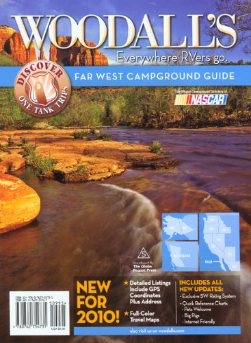 9780762754731: Woodall's Far West Campground Guide (Woodall's Campground Guides)