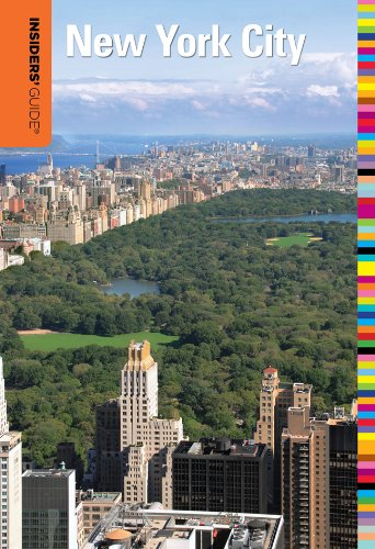 9780762760183: Insiders' Guide® to New York City (Insiders' Guide Series)