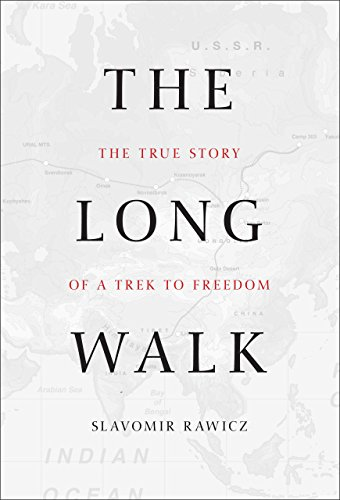 9780762761296: The Long Walk: The True Story of a Trek to Freedom