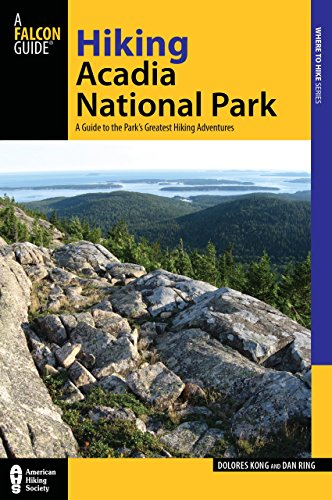 9780762761470: Hiking Acadia National Park, 2nd: A Guide to the Park's Greatest Hiking Adventures (Regional Hiking Series)
