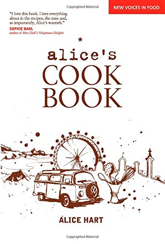 9780762770182: Alice's Cookbook (New Voices in Food)
