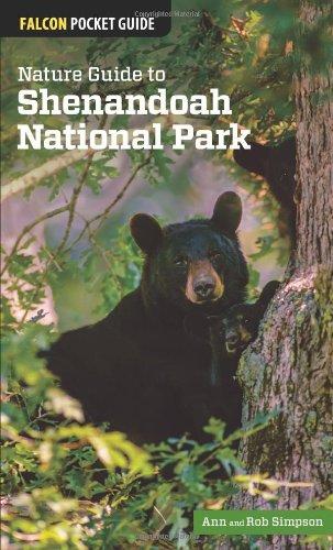 Falcon Pocket Guide: Nature Guide to Shenandoah: Simpson, Ann
