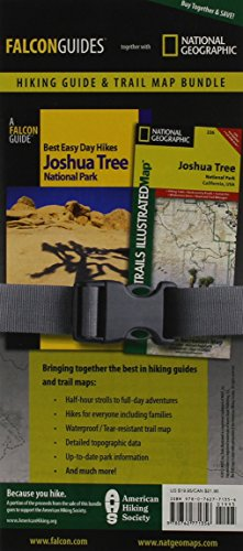 9780762771356: Best Easy Day Hiking Guide and Trail Map Bundle: Joshua Tree National Park (Best Easy Day Hikes Series)