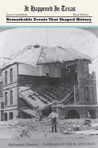 9780762771967: It Happened in Texas: Remarkable Events That Shaped History (It Happened in the West)