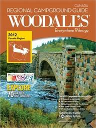 9780762778164: Woodall's Canada Campground Guide, 2012