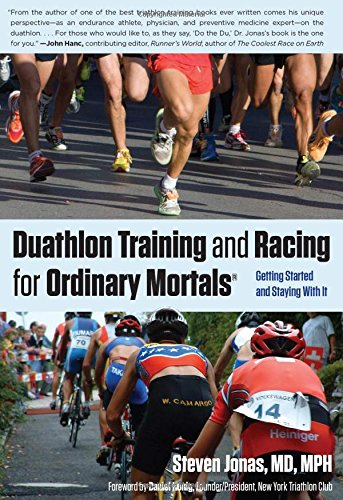 9780762778249: Duathlon Training and Racing for Ordinary Mortals: Getting Started and Staying With It