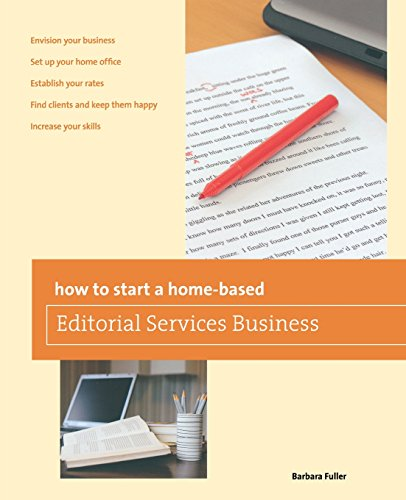 How to Start a Home-Based Editorial Services: Barbara Fuller