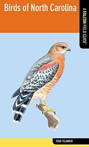9780762778911: Birds of North Carolina (Falcon Field Guide Series)