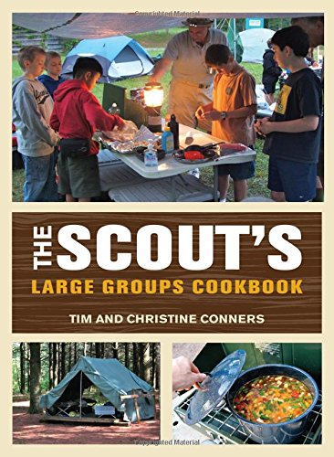 9780762779116: Scout's Large Groups Cookbook
