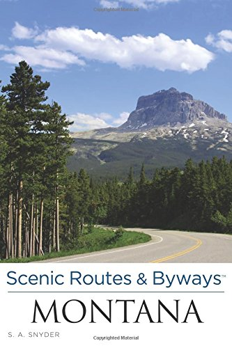 9780762779543: Scenic Routes & Byways Montana, 3rd