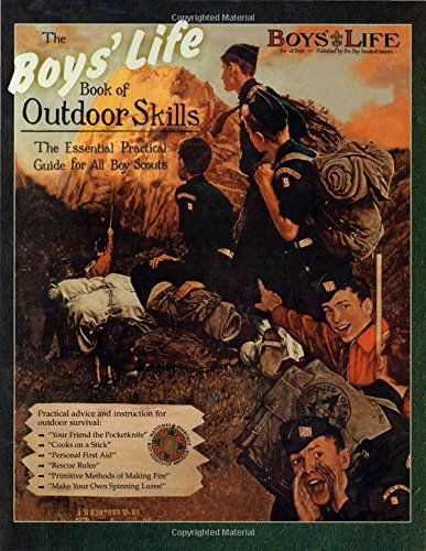 9780762780143: Boys' Life Book of Outdoor Skills