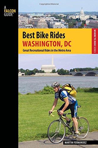 9780762780815: Best Bike Rides Washington, DC: Great Recreational Rides in the Metro Area (Best Bike Rides Series)