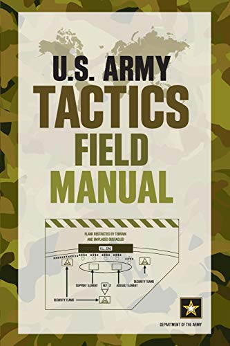 9780762781980: U.S. Army Tactics Field Manual