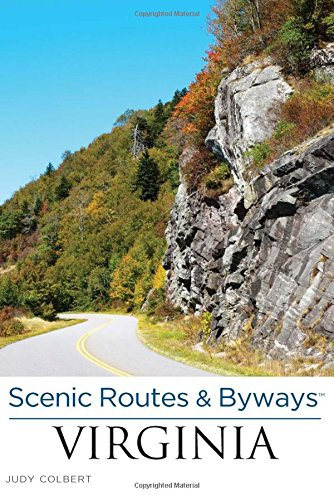 9780762786534: Scenic Routes & BywaysTM Virginia