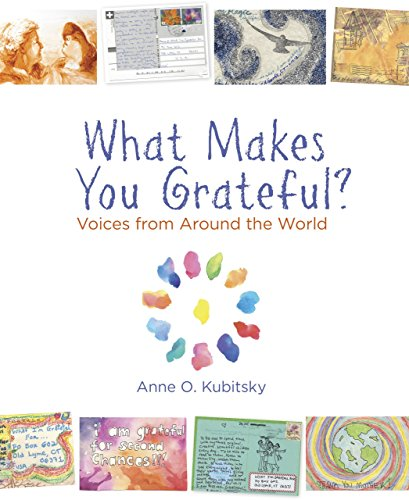 9780762786718: What Makes You Grateful?: Voices From Around The World