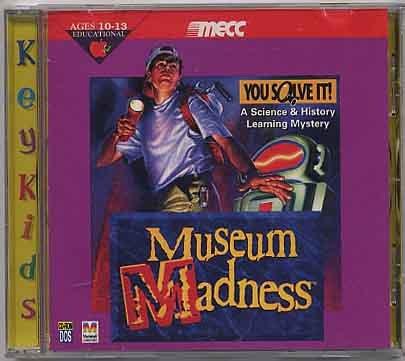 9780763003197: Museum Madness (Key kids series)
