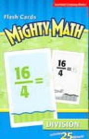 9780763077280: Mighty Math: Division