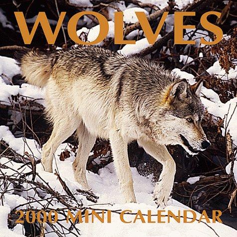 9780763117368: Wolves 2000 Mini Calendar