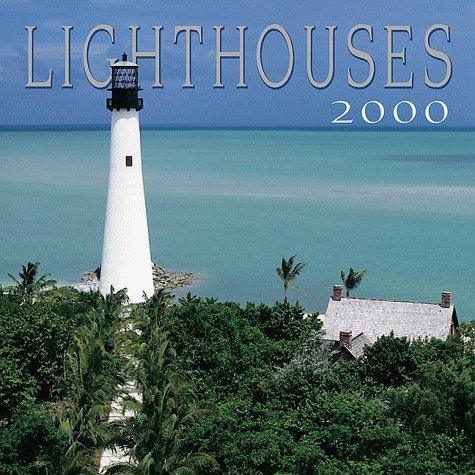 9780763117443: Lighthouses 2000 Calendar