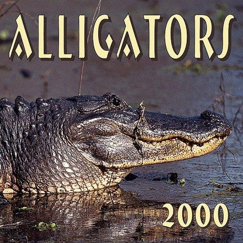 9780763118266: Alligators 2000 Calendar