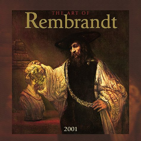 9780763127299: Rembrandt 2001 Calendar