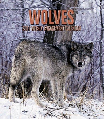 9780763128876: Wolves 2001 Calendar