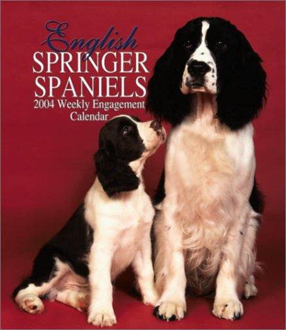 English Springer Spaniels 2004 Calendar