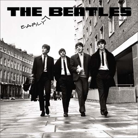 Early Beatles 2004 Calender