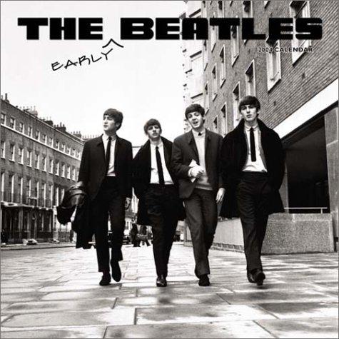 9780763169022: Early Beatles 2004 Calender
