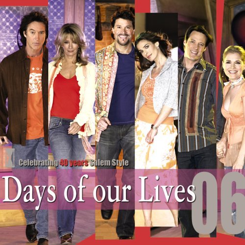 9780763195823: Days of Our Lives 2006 Calendar: Celebrating 40 Years of Salem Style (Multilingual Edition)