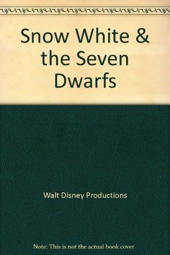 9780763403850: Snow White & the Seven Dwarfs