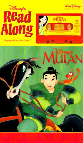 Mulan (Disney Read-Alongs Series)