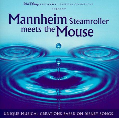 9780763405090: Mannheim Steamroller Meets the Mouse