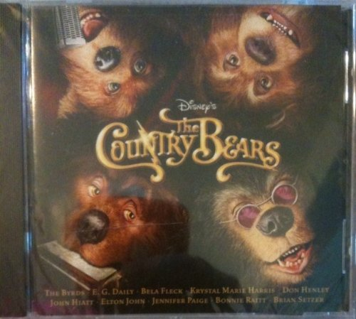 9780763419080: Country Bears (Ost)
