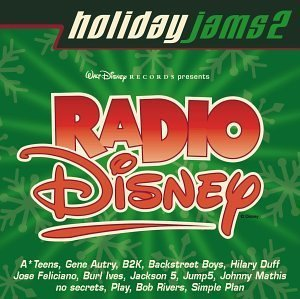 9780763419776: Radio Disney Holiday Jams 2