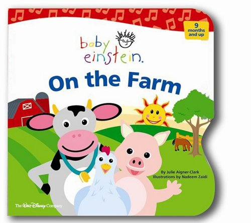 9780763421502: Baby Einstein: On the Farm [With Book]
