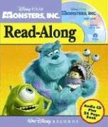 9780763421755: Disney's Monsters, Inc. [With 24 Page Book] (Disney Read Along)