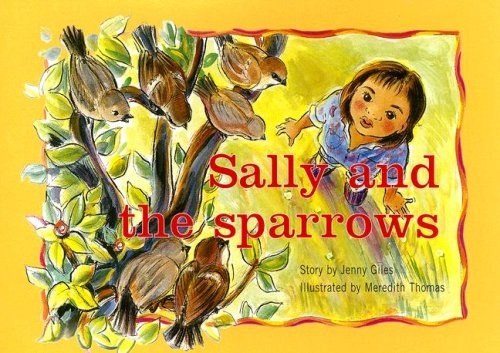 Sally and the Sparrows (PM Story Books: Giles, Jenny