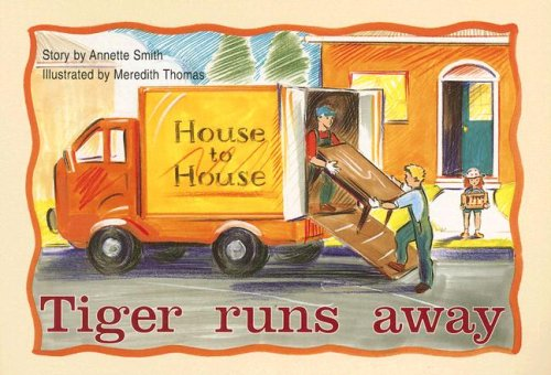 Tiger Runs Away (New PM Story Books): Smith, Annette