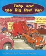9780763519612: Toby and the Big Red Van (PM Story Books Orange Level)